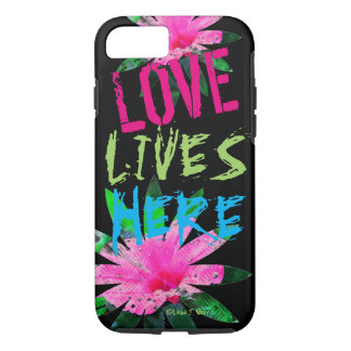 Love Lives - Apple iPhone 7, Tough Phone Case