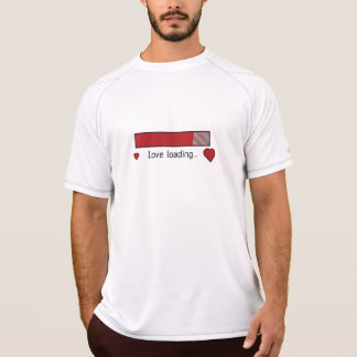 love loading gaming heart Zev4x T-Shirt
