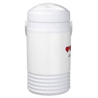 Love loading hearts Zzl2s Drinks Cooler