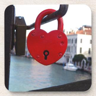 love lock in venice coaster