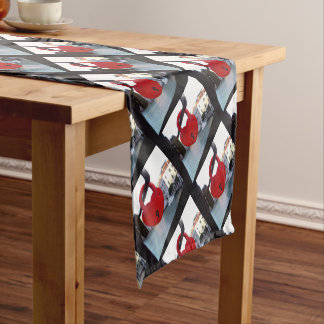 love lock in venice short table runner