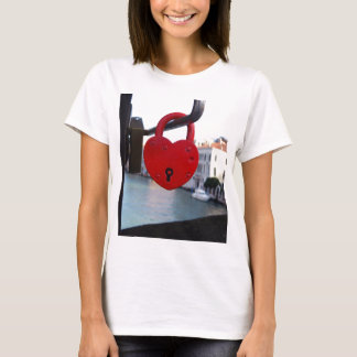 love lock in venice T-Shirt