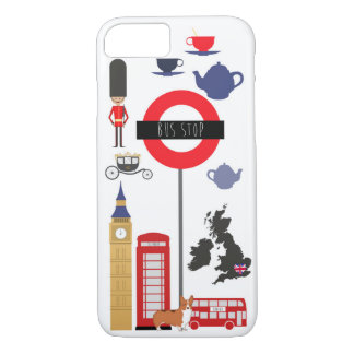 Love London Iconic iPhone 7 Case