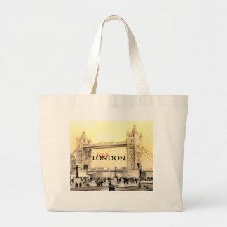 Love London Tote Bag