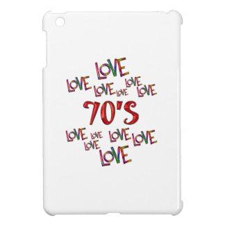 Love Love 70s Case For The iPad Mini