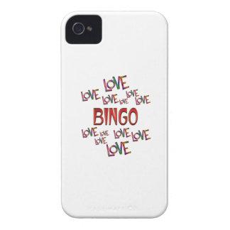 Love Love Bingo iPhone 4 Cases