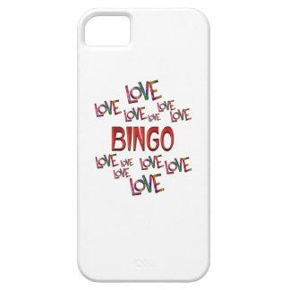 Love Love Bingo iPhone 5 Cases