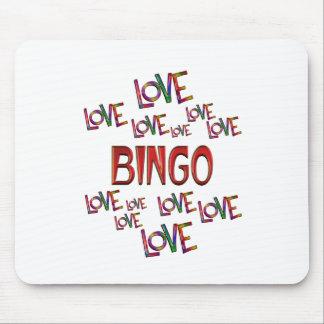 Love Love Bingo Mouse Pad