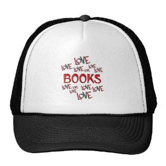 Love Love Books Trucker Hat