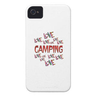 Love Love Camping iPhone 4 Covers