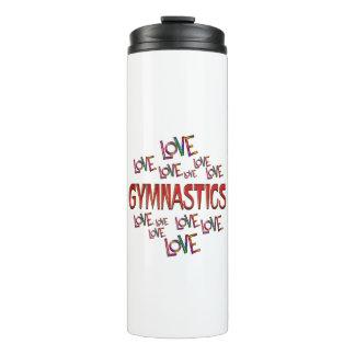 Love Love Gymnastics Thermal Tumbler