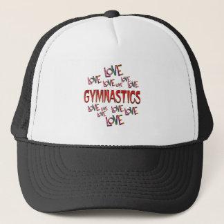 Love Love Gymnastics Trucker Hat