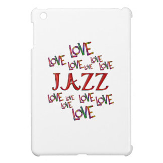 Love Love Jazz iPad Mini Cases
