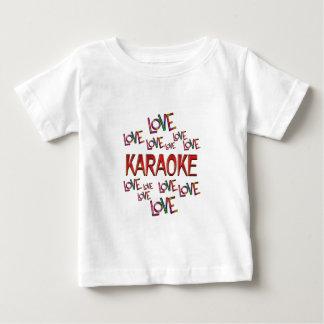 Love Love Karaoke Baby T-Shirt