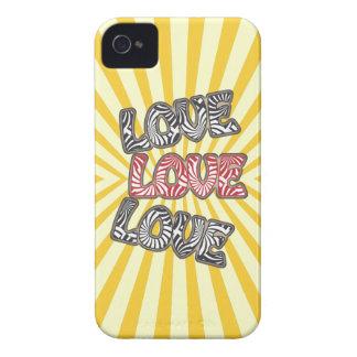 Love Love Love BlackBerry Bold Case