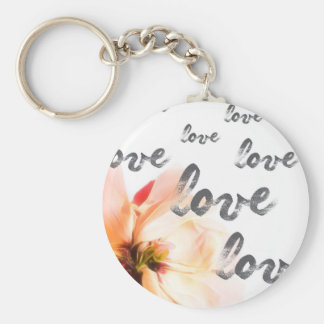 Love Love Love Keychain