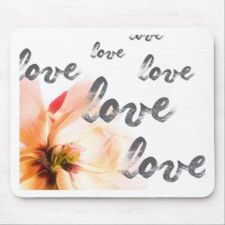 Love Love Love Mouse Pad