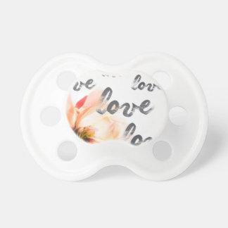 Love Love Love Pacifiers