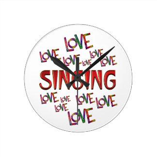 Love Love Singing Clocks