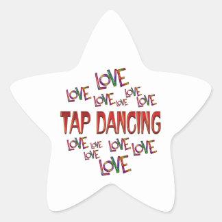 Love Love Tap Star Sticker