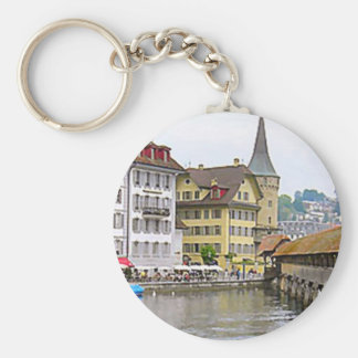 Love Lucerne Keychain