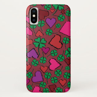 Love & luck be with you. Case-Mate iPhone case
