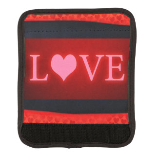 Love Luggage Handle Wrap