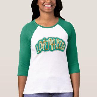 Love Ma Boo! Tee Shirts