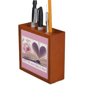 Love Magic Desk Organizer