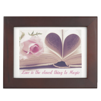 Love Magic Keepsake Box