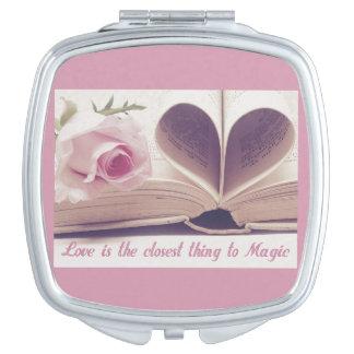 Love Magic Vanity Mirror