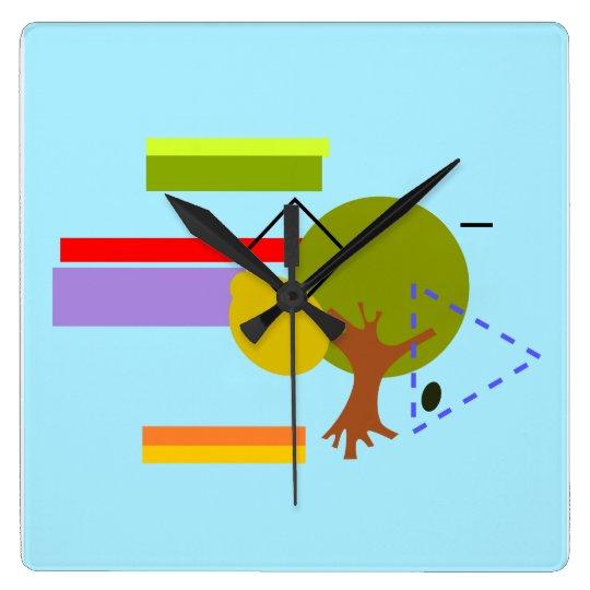 Love Magnet clock