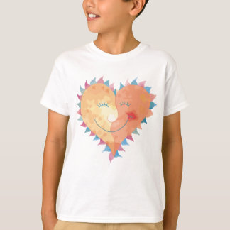 Love Makes Me Smile T-Shirt