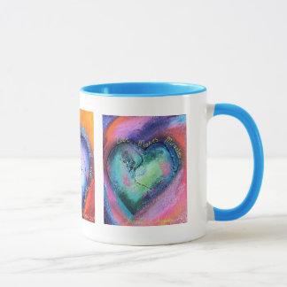 Love Makes Miracles Mug