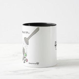 Love makes you give a f** mug