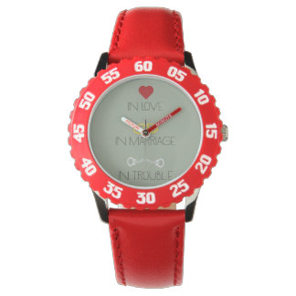 Love Marriage Trouble Zb756 Watches