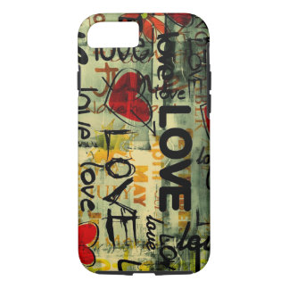 love marries 2 iPhone 7 case