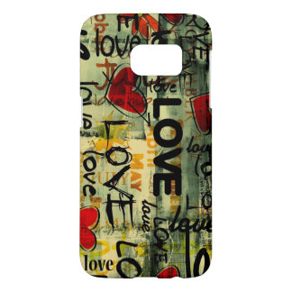 love marries samsung galaxy s7 case