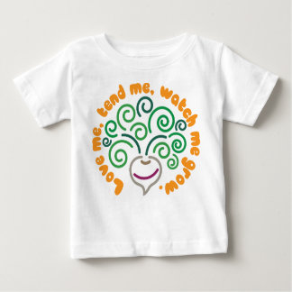 Love Me Baby Vegetable Shirt
