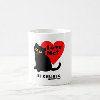 Love Me? - Be Curious Mug