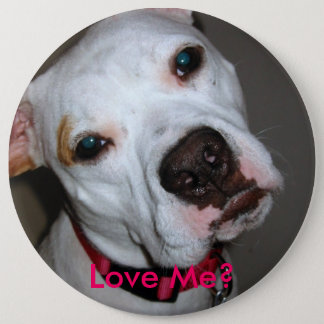 Love Me? button