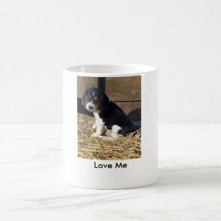 Love Me - Cute Beagle Puppy Snoopy Coffee Mug