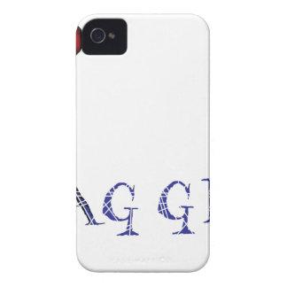 love me love my haggis iPhone 4 cover