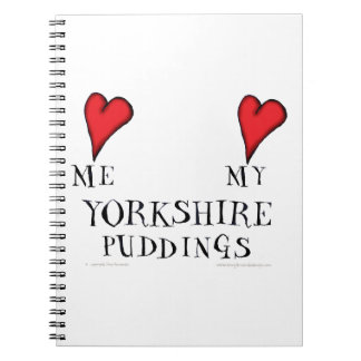love me love my yorkshire puddings, tony fernandes notebook