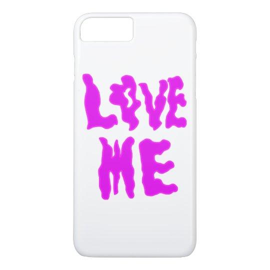Love me please, iphone! iPhone 7 plus case