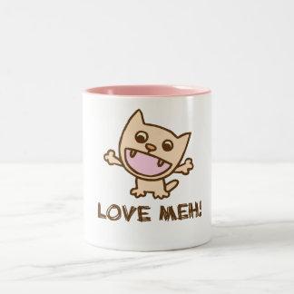 Love Meh mug