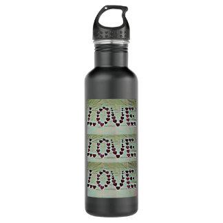 Love Message 710 Ml Water Bottle