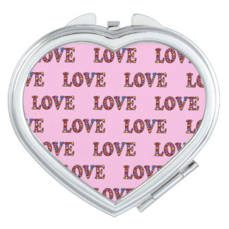 Love Mirror For Makeup