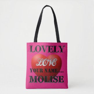 LOVE MOLISE BUT... TOTE BAG