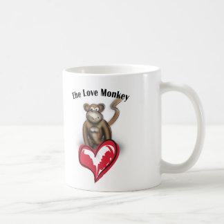 love-monkey coffee mug